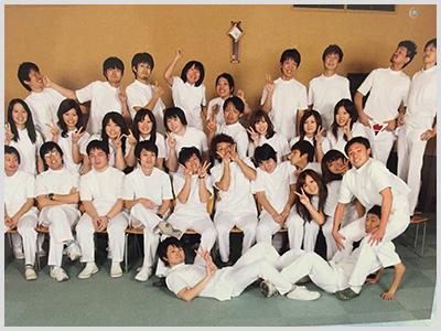 学生時代の写真1